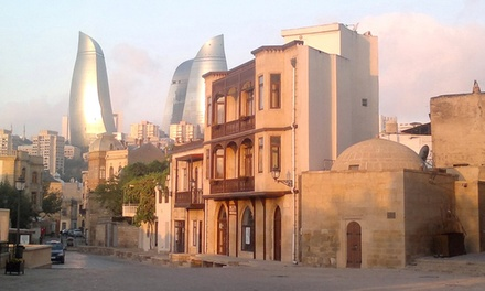 ✈ Baku: 4 Nights at 4* or 5* Hotels with Breakfast, Flights, Guided Tours, Airport Transfers and Flights*