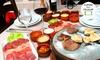 La Famille de Gazon Restaurant - Gramado: Especial sequência de fondue completa, no La Famille de Gazon Restaurant - Gramado