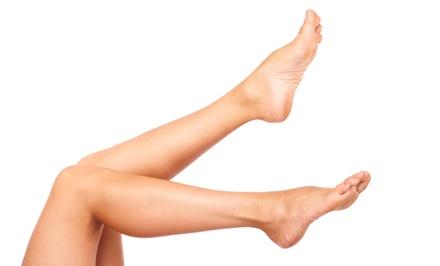 One or Two Sclerotherapy Spider-Vein Treatments with Consultation at NY Vascular-Laser Center (Up to 74%  Off)