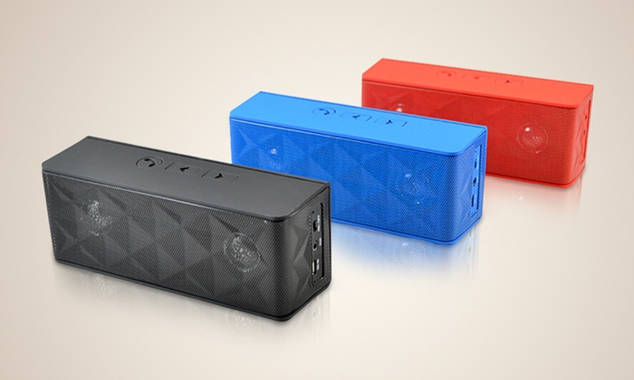 Craig Electronics Wireless Speaker with OneTouch Speakerphone