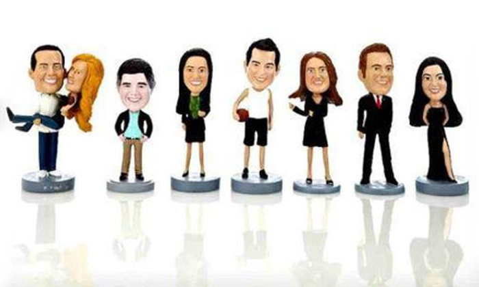 AllBobbleHeads.com: $49.99 for $105 Worth of Custom and Regular Bobbleheads from AllBobbleheads.com