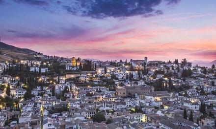 Granada: 1, 2 o 3 noches en habitación doble para 2 con desayuno, detalle y opción a 1 cena de tapeo en el NS Albolut
