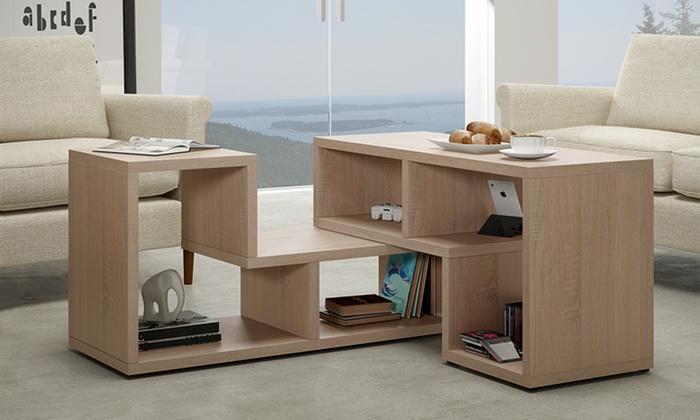 meuble malin groupon shopping. Black Bedroom Furniture Sets. Home Design Ideas