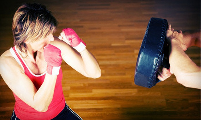 Harlem Holistic Center - Harlem: One or Three Months of Unlimited Kickboxing Classes at Harlem Holistic Center (Up to 69% Off)