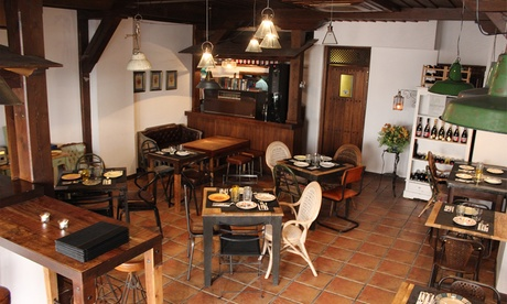 Degustación de cocina italiana para dos con 7 platos, postre y lambrusco desde 24,90 € en Alcalá de Henares