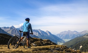 Shuttle Smith Adventures: One, Two, or Four Shuttle Rides or One or Two Biking Classes from Shuttle Smith Adventures (Up to 62% Off)