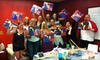 Art with a Twist - Downtown: BYOB Painting Class for One or Two at Art with a Twist (Up to 54% Off)