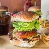 Burger Meal for Two, Terenure