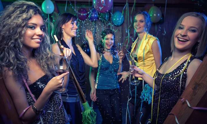 Brady Theater - Brady Theater: The 4th Annual Brady Theater New Year's Eve Party on December 31 at 8 p.m.