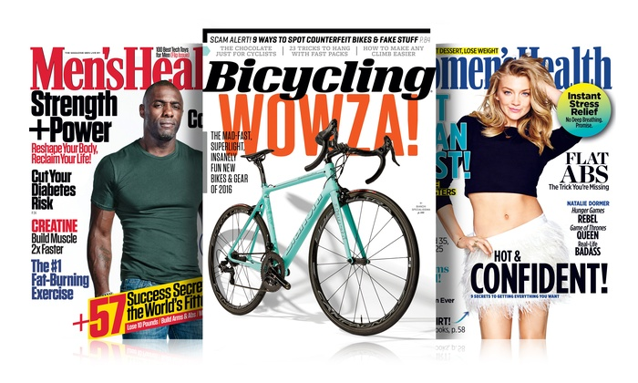Health and Lifestyle Magazines: 12-Issue Subscription from Health and Lifestyle Magazines (Up to 50% Off). Four Options Available.