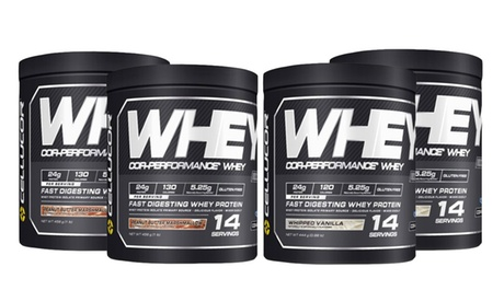Cellucor Cor-Performance Whey Protein Dietary Supplement (2- or 3-Pack)