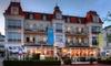 Usedom: Doppelzimmer mit Abendessen und Wellness