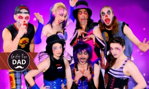 Dracula's: Drax-4-Kids Party at Dracula's Cabaret for One ($28.80), Two ($57.60) or Up to 15 People ($432) (Up to $544 Value)