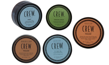 Best of American Crew Styling Products