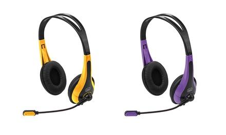 Cuffie stereo Trevi SK 644 S con microfono disponibili in 2 colori 961e76231fcc