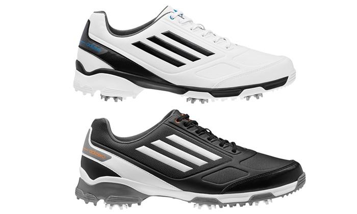 Adidas adiZero TR Golf Shoes Black Size: 7