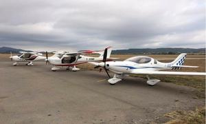 Aerocsport: Baptême en ULM Multiaxe avec 20 min de vol et 10 min de briefing à 59,90 € chez Aerocsport