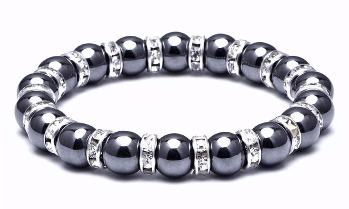 Armbänder Liefern Armband Mit Schwarzen Steinen Gebraucht Modeschmuck Kinderschmuck