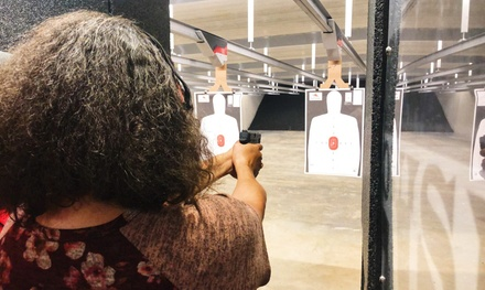 Shooting Range Package for One or Two at Red River Range (Up to 37% Off)