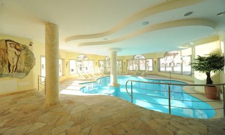 Pinzolo/Italien: 4-8 Tage für Zwei mit Halbpension und Spa im 4* Hotel Canada Pinzolo