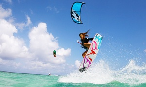 NYCKITECLUB: Two or Four Hour Kiteboarding Courses for One or Two at NYCKITECLUB (Up to 50%  Off)
