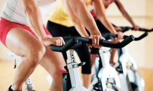 Hills Fit: One or Two Months of Unlimited Spin Classes or Five Spin Classes at Hills Fit (Up to 62% Off)