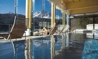 Borca di Cadore: Fino a 7 notti con mezza pensione e spa per 2 persone all'Hotel Antelao Dolomiti Mountain Resort