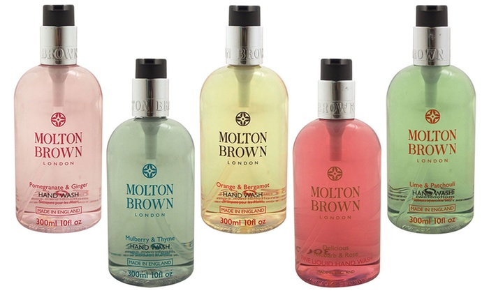 Molton Brown Hand Wash (Various Scents Available)