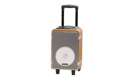 Altavoz maleta Denver con bluetooth y radio FM