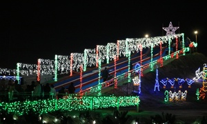 Up to 35% Off Admission at Bakersfield Christmas Town at Bakersfield Christmas Town, plus 6.0% Cash Back from Ebates.