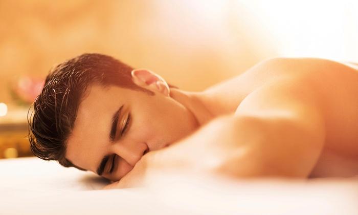 Men massage Nude Photos 19