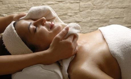 One 60-Minute Facial of Choice with Optional Lip, Chin, and Brow Waxing at Epiphany Lounge (Up to 26% Off)