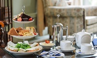 Traditional or Champagne Afternoon Tea for Two at Botleigh Grange Hotel & Spa (40% Off)
