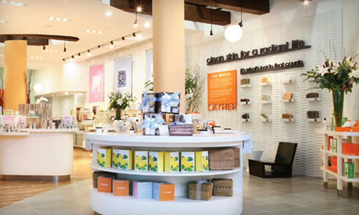 LATHER - Old Pasadena: Natural Skin Care and Hair Care Products at LATHER (Half Off). Two Options Available.