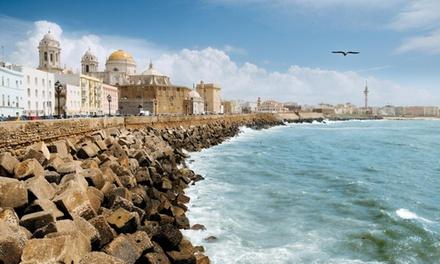 El Puerto de Santa María: 1, 2, 3, 4, 5 o 7 noches para 2 personas con desayuno y late check-out en Hotel Dunas Puerto