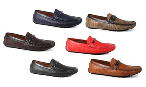 Steve Harvey Men's Wynton Driving Shoes (Sizes 8.5 thru 10.5)