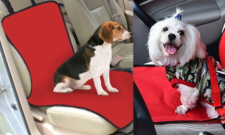 $19 for a Waterproof Pet Car Seat Cover