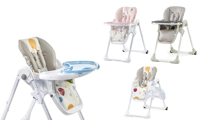 Kinderkraft Yummy Highchair With Free Delivery (£64.99)