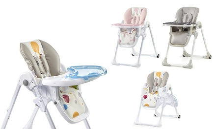 Kinderkraft Yummy Highchair