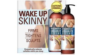 Wake Up Skinny Overnight Cellulite Defense Treatment (1- or 2-Pack)