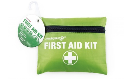 Compact 24Piece Travel Medical First Aid Kit