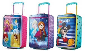 "American Tourister Disney 18"" Softside Carry-On Luggage"
