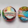 Unforgettaballs Artistic Baseballs