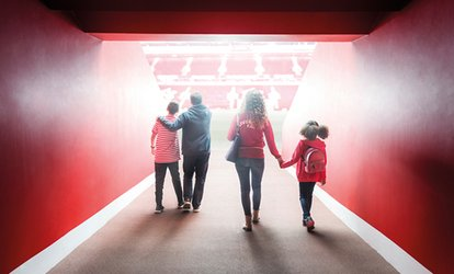 image for Liverpool Stadium Tour: Child, Student, Senior or Adult Ticket, 17 February - 15 May 2018 (Up to 25% Off)