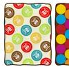 Tootsie Roll Micro Plush Blanket