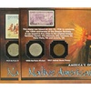 Native American Coin and Stamp Set (3-Piece)