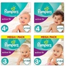 Dès 144 couches Pampers Active Fit