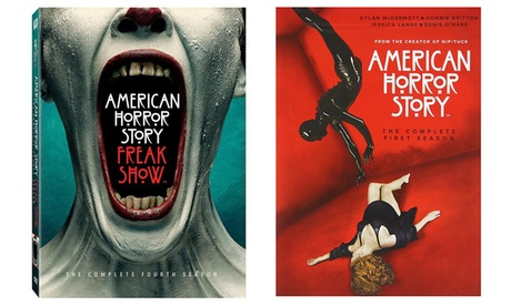 American Horror Story: Murder House, Asylum, Coven, Freak Show, or Hotel on DVD a4c75b7f-e893-4519-8d96-aa72f2daa512