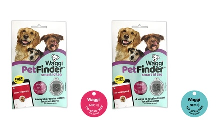 Waggi Smart Pet ID Tag