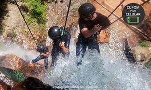 Rappel Operacional Tático: R.O.Ta. Rappel Operacional Tático – Cachoeira do Tororó: rapel e trilha ecológica para 1, 2 ou 10 pessoas